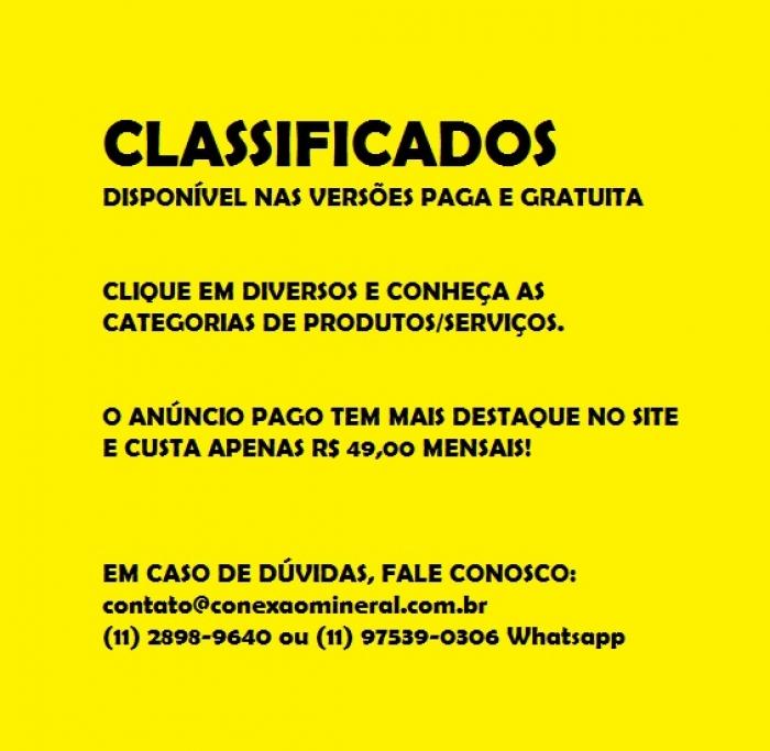 CLASSIFICADOS - VERSÕES PAGA E GRATUITA