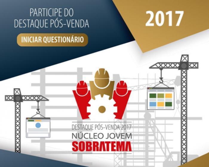 Sobratema promove o Destaque Pós-Venda 2017