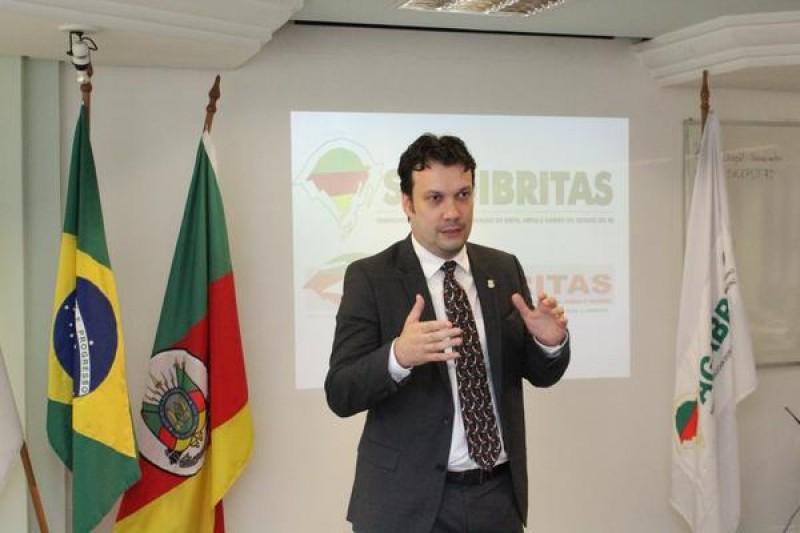 Secretário de Minas e Energia do RS, Artur Lemos (foto: Marcelo Matusiak)