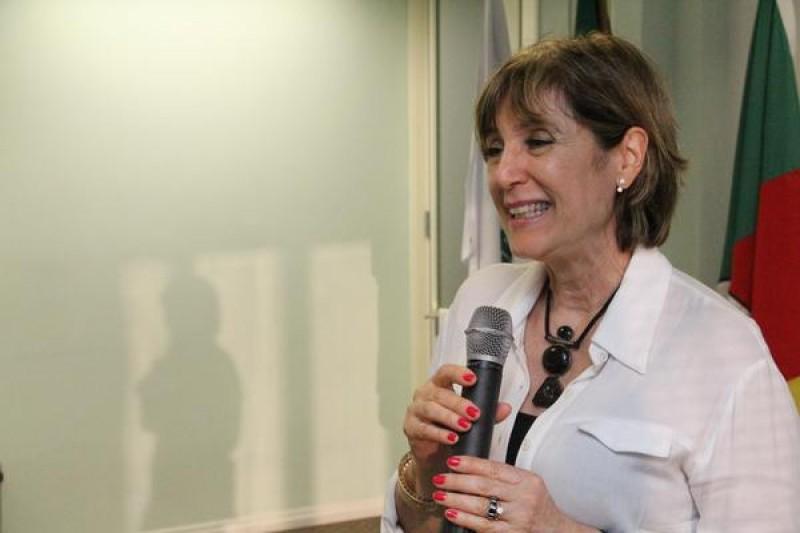 Secretária estadual de Meio Ambiente do Rio Grande do Sul, Ana Pellini (foto: Marcelo Matusiak)