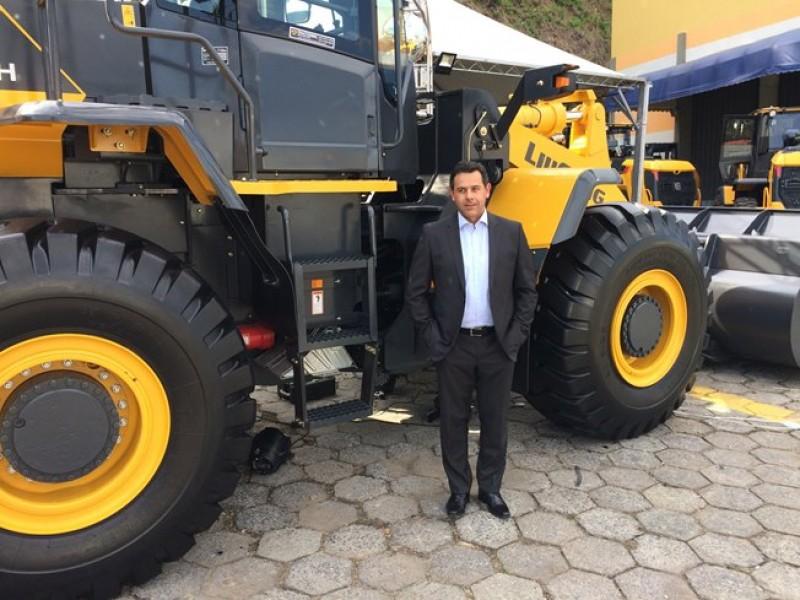 Bruno Barsanti, vice-presidente da LiuGong Latin America (foto: LiuGong)