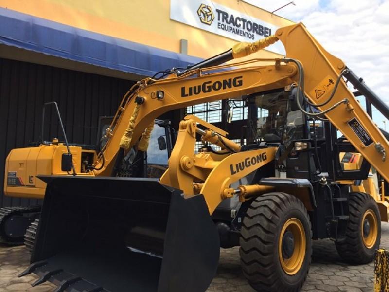 Tractorbel é o novo distribuidor da marca em MG e ES (foto: LiuGong)