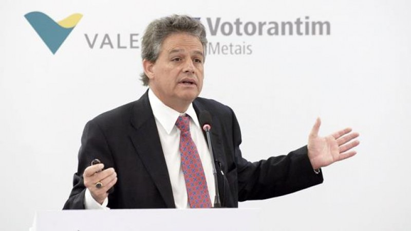 Javier Diez,  gerente de Assuntos Corporativos da mineradora e também vice-presidente da Associação dos Mineradores da Bolívia