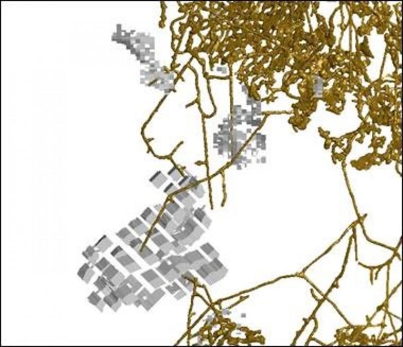Metodologia Sublevel Stoping (ilustração: Nexa Resources)